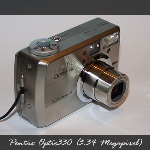 Kompakte Digitalkamera