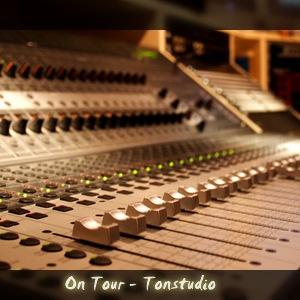 nSonic on Tour - Tonstudio
