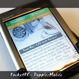 PocketPC - DopplerMobile