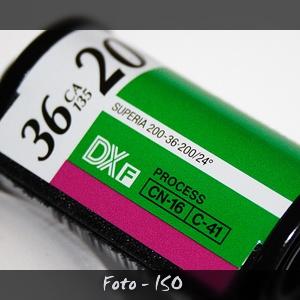 Foto - ISO