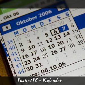 PocketPC - Kalender